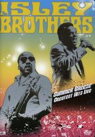 Isley Brothers Summer Breeze Greatest Hits Live Dvd 2005