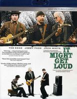 It Might Get Loud: It Might Get Loud Jimmy Page, The Edge and Jack White 2009 (Blu-ray) DTS-HD Master Audio