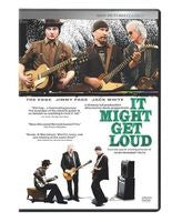 It Might Get Loud: It Might Get Loud-The Edge, Jimmy Page And Jack White 2009 DVD 16:9 DTS 5.1