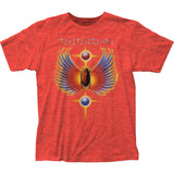 Journey: 100% Band Licensed T-Shirt Soft Cotton Fitted New 2018-Med-Large-XL