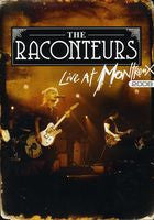 Jack White: The Raconteurs Live In Montreux 2008 DVD 2012 16:9 DTS 5.1