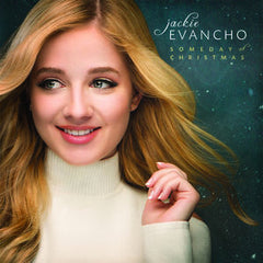 Jackie Evancho: Someday At Christmas CD 2016  10-28-16 Holiday Release Date