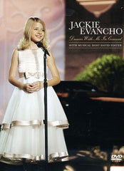 Jackie Evancho: Dream With Me In Concert PBS Special 2010 DVD 2011 16:9 Dolby Digital 5.1