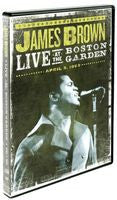 James Brown: Live At The Boston Garden 1968 DVD 2009 Dolby Digital Stereo