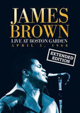 James Brown: Live At Boston Garden 1968 Extended Deluxe Edition DVD 2014 PBS Special