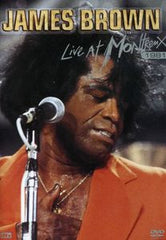 James Brown: Live At Montreux 1981 Collectors Deluxe Edition CD/DVD 2005