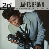 James Brown: Millenium Collection 20th Century Masters CD 1999