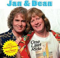 Jan & Dean: One Last Ride CD 2014 19 Tracks