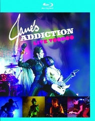 Jane's Addiction: Live Voodoo- New Orleans 2009 (Blu-ray) 2010 DTS-HD Master Audio