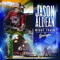 Jason Aldean: Night Train To Georgia Sanford Stadium Athens GA. DVD 2013 16:9 DTS 5.1