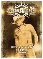 Jason Aldean: Wide Open And More! 2009 DVD 16:9 DTS 5.1 2009