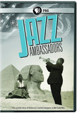 The Jazz Ambassadors PBS Documentary DVD 2018 Release Date 6/19/18