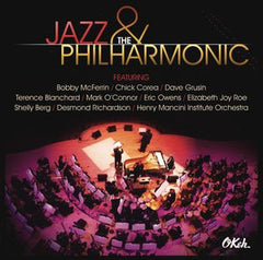 Jazz & The Philharmonic: Jazz Roots Concert Series 2013 Deluxe Edition CD/DVD 2014 PBS Special