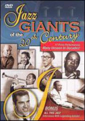 Jazz Giants Of The 20th Century DVD 2007 Dolby Digital