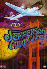 Jefferson Airplane: Fly Jefferson Airplane DVD 2004 Performances are included from the Smothers Brothers- Monterey Pop Festival-Rock & Roll Hall of Fame. 111 Minutes