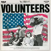 Jefferson Airplane: Volunteers 1969 LMTD Edition CD Remastered Deluxe Replica 2013