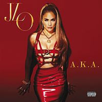 Jennifer Lopez: A.K.A. Deluxe Edition CD 2014 Guests T.I., French Montana, Iggy Azalea, Rick Ross, Nas, Pitbull and Jack MIZRAHI