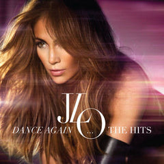 Jennifer Lopez: Dance Again-The Hits CD/DVD Deluxe Edition 2012 Latin/Pop