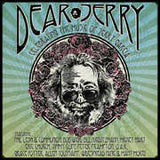 Dear Jerry: Celebrating The Music Of Jerry Garcia Live Merriweather Post Pavilion Maryland 2015 (Blu-ray) DTS-HD Master Audio 2016 10-14-16 Release Date
