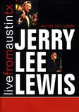 Jerry Lee Lewis: Live From Austin  PBS Austin City Limits 1983 DVD 2007 DTS 5.1