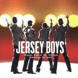Jersey Boys: Broadway Musical Soundtrack CD 2006 22 Songs