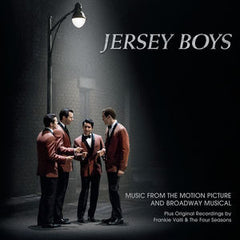 Jersey Boys: Original Soundtrack CD 2014 25 Tracks Frankie Valli & The Four Seasons