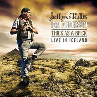 Jethro Tull: Thick As A Brick Live In Iceland 2012 2 CD Edition 2014 Ian Anderson
