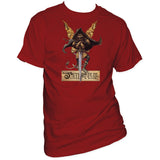"Jethro Tull: Broadsword Adult Tee ""Band Licensed"" Medium 100% Cotton"