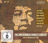 Jimi Hendrix Tribute Concert: Live At Rockpalast 1991 (2CD/DVD) Various Artists 2019 Release Date 12/13/19