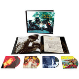 Jimi Hendrix: Electric Ladyland: 50th Anniversary Deluxe Edition (3CD/Blu-ray DTS-HD Master Audio 96kHz/24bit Deluxe Edition) Boxed Set 2018 Release Date 11/9/18
