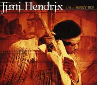 Jimi Hendrix: Live At Woodstock 1969  Special 2 CD Remixed Remastered Edition 2010