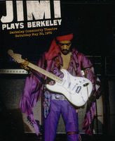 Jimi Hendrix: Jimi Plays Berkeley 1970 DVD 2012 16:9 Dolby Digital 5.1