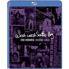 Jimi Hendrix: West Coast Seattle Boy Voodoo Child (Blu-ray) 2012 DTS-HD Master Audio