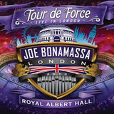 Joe Bonamassa: The Tour De Force: Live In London Royal Albert Hall ( Blu-ray) 2013 DTS-HD Master Audio