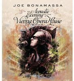 Joe Bonamassa: An Acoustic Evening At The Vienna Opera House 2013 [3 LP] Limited Triple Vinyl LP Pressing 2016 03-04-16 Release Date Includes Shipping USA