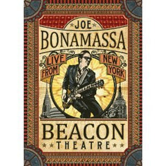 Joe Bonamassa: Live From Beacon Theatre 2012 (Blu-ray) 2012 DTS-HD Master Audio