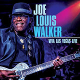 Joe Louis Walker: Viva Las Vegas Live Boulder Station Casino  CD/DVD Release Date  5/10/19