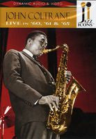 John Coltrane: Live In '60, '61 &'65 DVD 2007 Jazz Icons Series