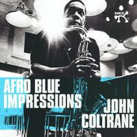 John Coltrane: Afro Blue Impressions Live Show 1963 2 CD Edition Digitally Remastered 2013