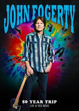 John Fogerty: 50 Year Trip Live At Red Rocks 2019 (Digitally Mastered in HD) 16:9 DVD Release Date 1/24/20