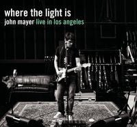 John Mayer: Where the Light Is-Live Nokia Theater In Los Angeles 2007 2 CD 22 Tracks Deluxe Edition 2008