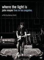 John Mayer: Where The Light Is-Live In Los Angeles Nokia Theater 2007 DVD 16:9 Dolby Digital  5.1 2008