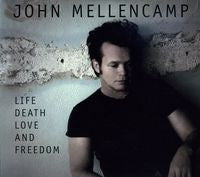 John Mellencamp: Life Death Love And Freedom 2008 Deluxe Edition 2 CD Bonus DVD 2009 16:9 Dolby Digital 5.1