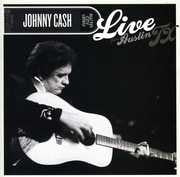 Johnny Cash: Austin City Limits 1987 PBS Special CD/DVD 2012