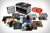 Johnny Cash: The Complete Columbia Collection (Boxed Set 63 PC) 2012 CD Release Date: 12/4/12 Free Shipping USA