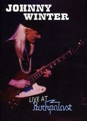 Johnny Winter: Live At Rockpalast 1979 Dolby Digital DVD 2011