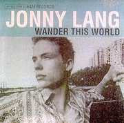 "Jonny Lang: Wander This World CD 1998 A&M Debut ""Still Rainin'"