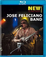 Jose Feliciano Band: The Paris Concert 2008 (Blu-ray) 2009 DTS-HD Master Audio