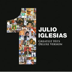 Julio Iglesias:  #1 Greatest Hits Live At The Greek Los Angeles 1990 Deluxe Edition 2CD/1DVD 3PC Dolby Digital Surround  2013