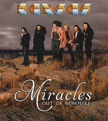 Kansas: Miracles Out Of Nowhere Documentary CD/Blu-ray Deluxe Edition 2015 DTS-HD Master Audio